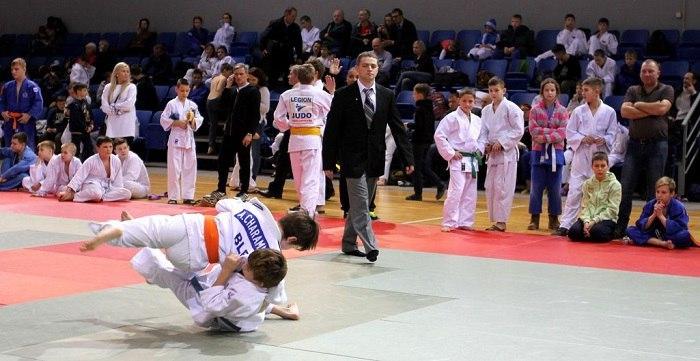 Юный барановичский дзюдоист стал призером международного турнира