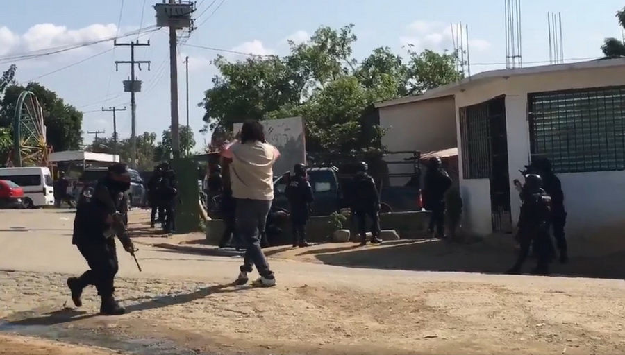 На фестивале в Мексике в результате перестрелки погибли 11 человек