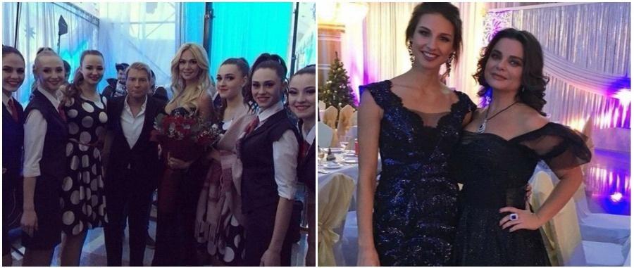 На прием к Лукашенко в Национальный центр «БелЭкспо» приехали Николай Басков и Наташа Королева