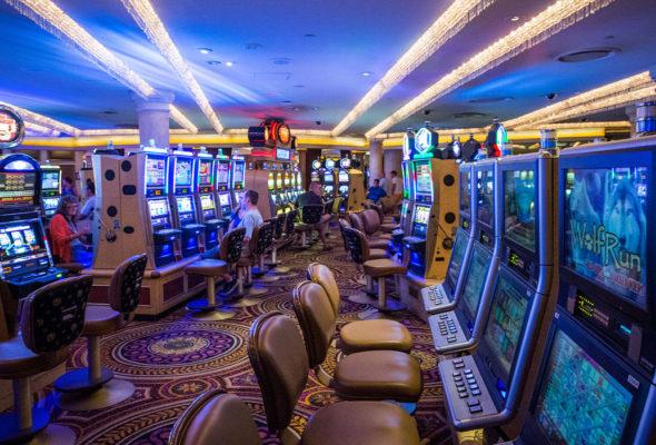 Игровые автоматы 2000