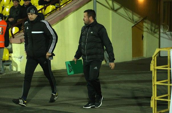 Андрей Кипра вернулся в структуру ФК «Барановичи»