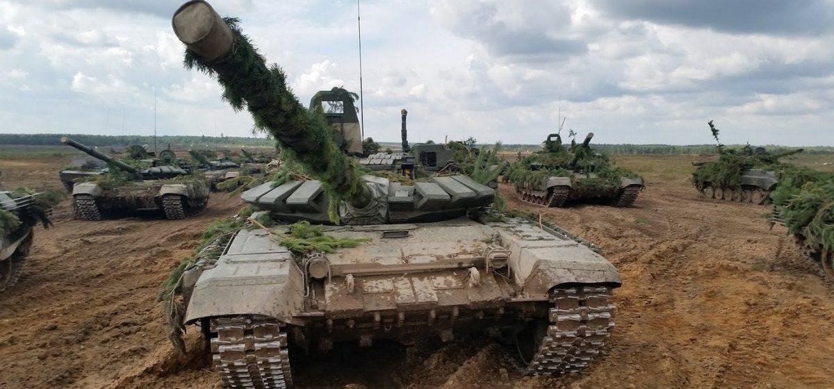 В Беларуси началась проверка боевой готовности Вооруженных Сил
