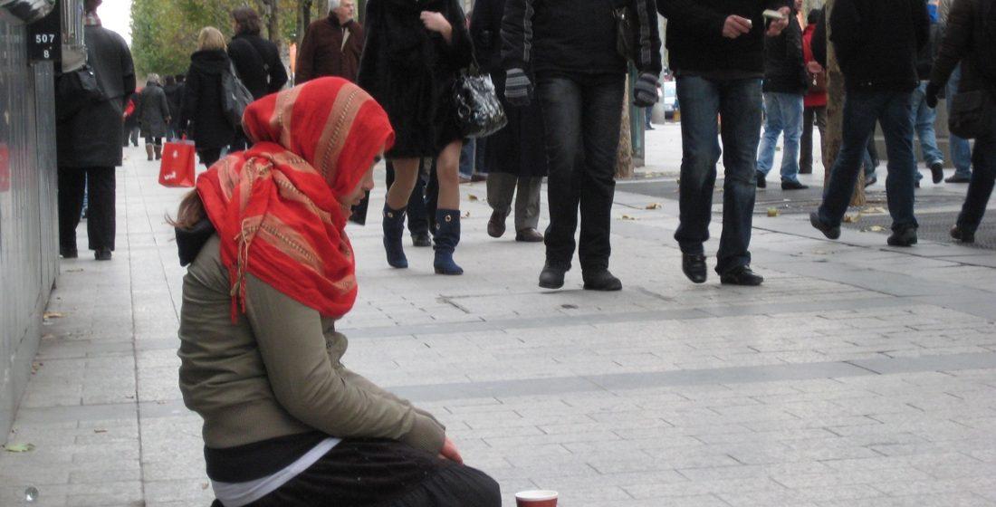 В Жодино семейная пара несколько лет использовала девушку в качестве рабыни, заставляя ее попрошайничать