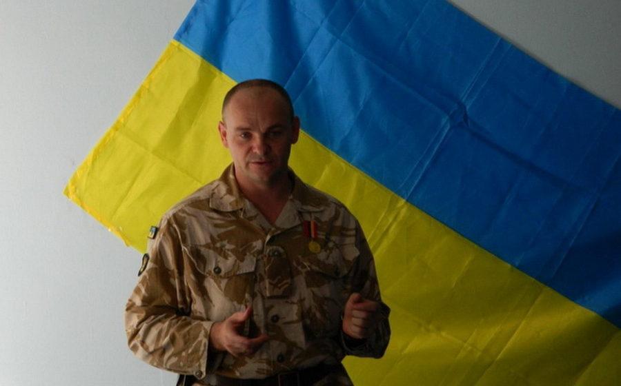 Доброволец из Барановичей, который воевал в составе батальона «Донбасс», получил вид на жительство в Украине