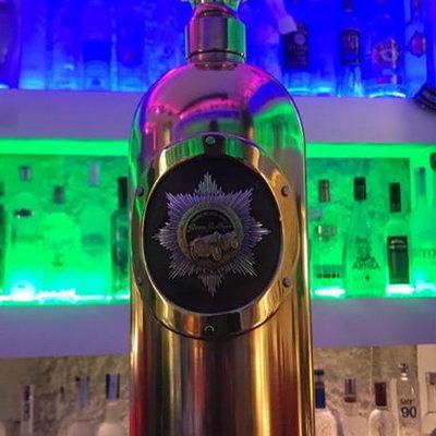 В Дании украли бутылку водки, которая стоит более 1 миллиона евро