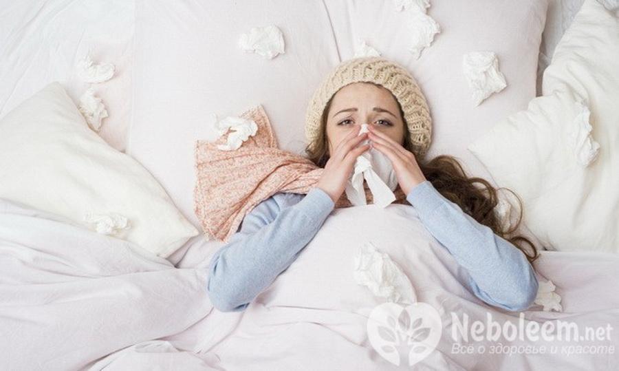 Шесть частых ошибок при гриппе