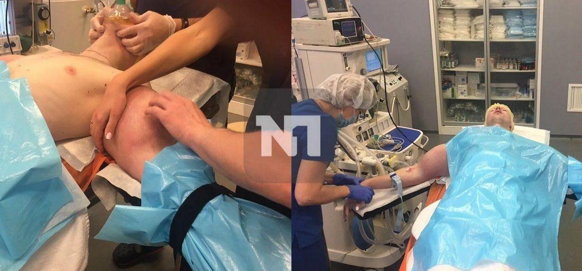 В сети появилось видео с операции по «удалению» рук-базук