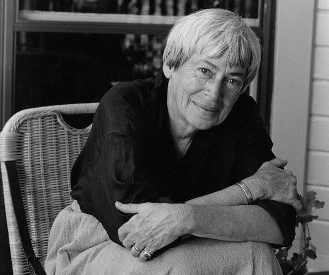 В США умерла известная писательница-фантаст Урсула Ле Гуин