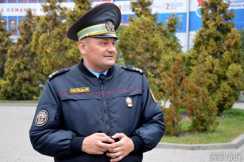 «Детектор я прошел». Экс-начальник ГАИ Брестской области Сергей Талатай рассказал о своем уходе