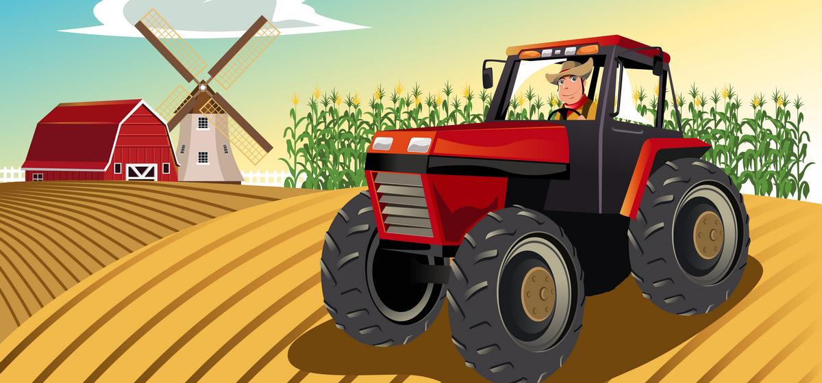 Так и живем. Тракторист из Барановичского района рассказал о своих доходах и расходах: «Заначка от лета до лета не доживает»