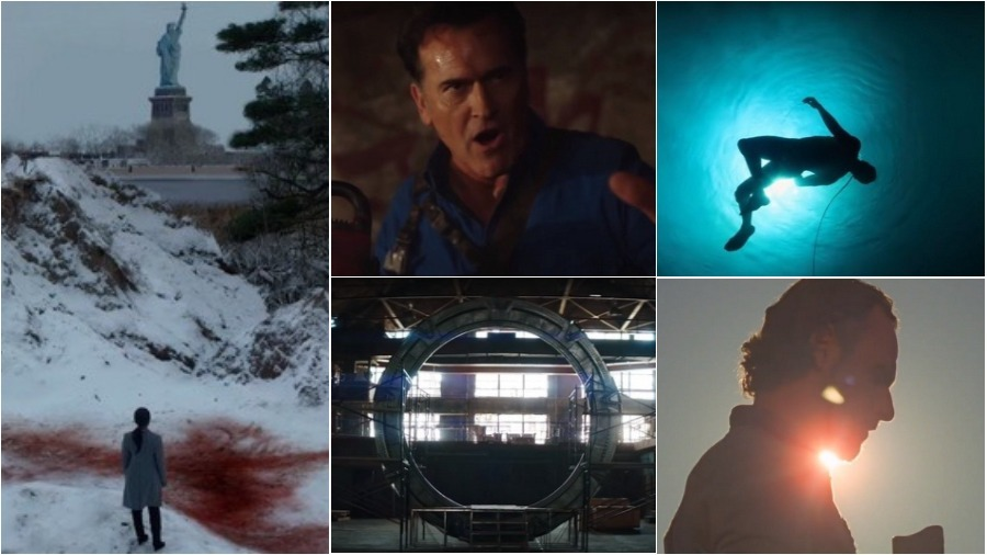 Девять премьер сериалов, которые стоит посмотреть в феврале