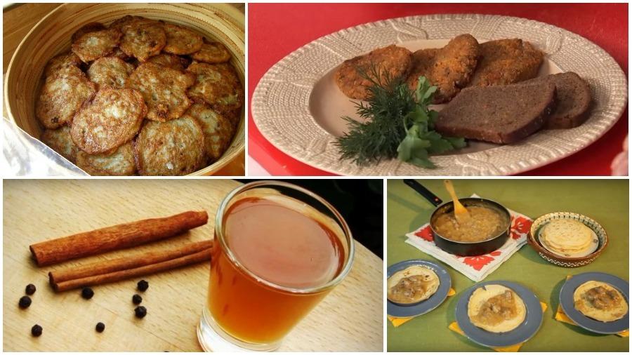 ТОП-7 блюд и напитков белорусской кухни