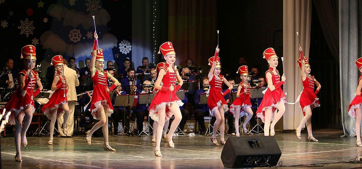 В Барановичах пройдет концерт «Рождественские звезды»