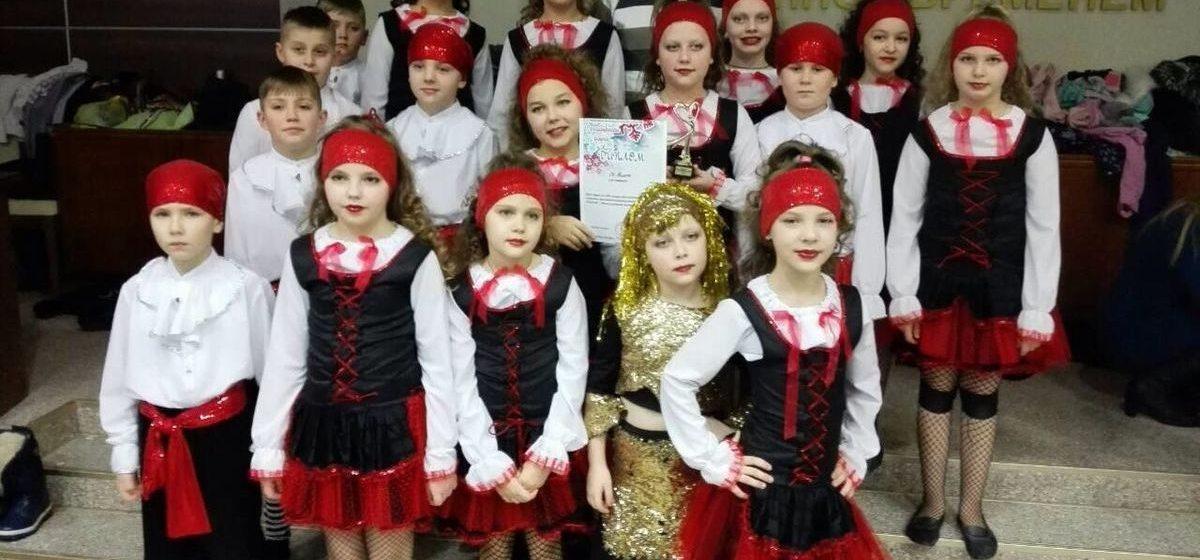 Танцоры Барановичского региона стали призерами на Республиканском фестивале-конкурсе «Рождественские встречи»