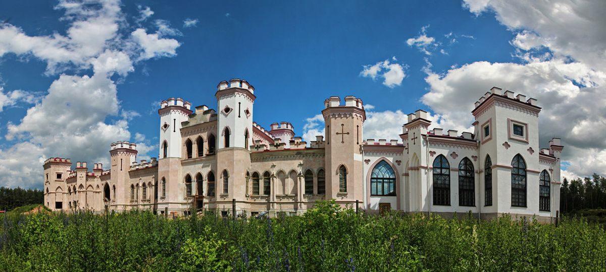 Баранавіцкая арганізацыя ТБМ ладзіць вандроўку ў Косаўскі палац
