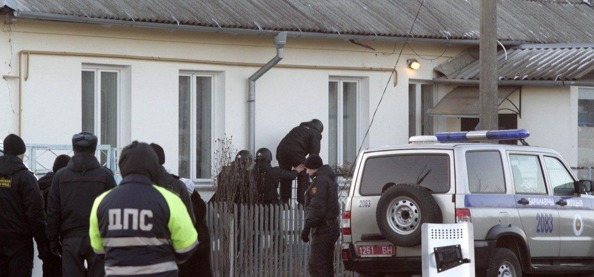 За ложное сообщение о готовящемся взрыве на жителя Барановичей завели уголовное дело