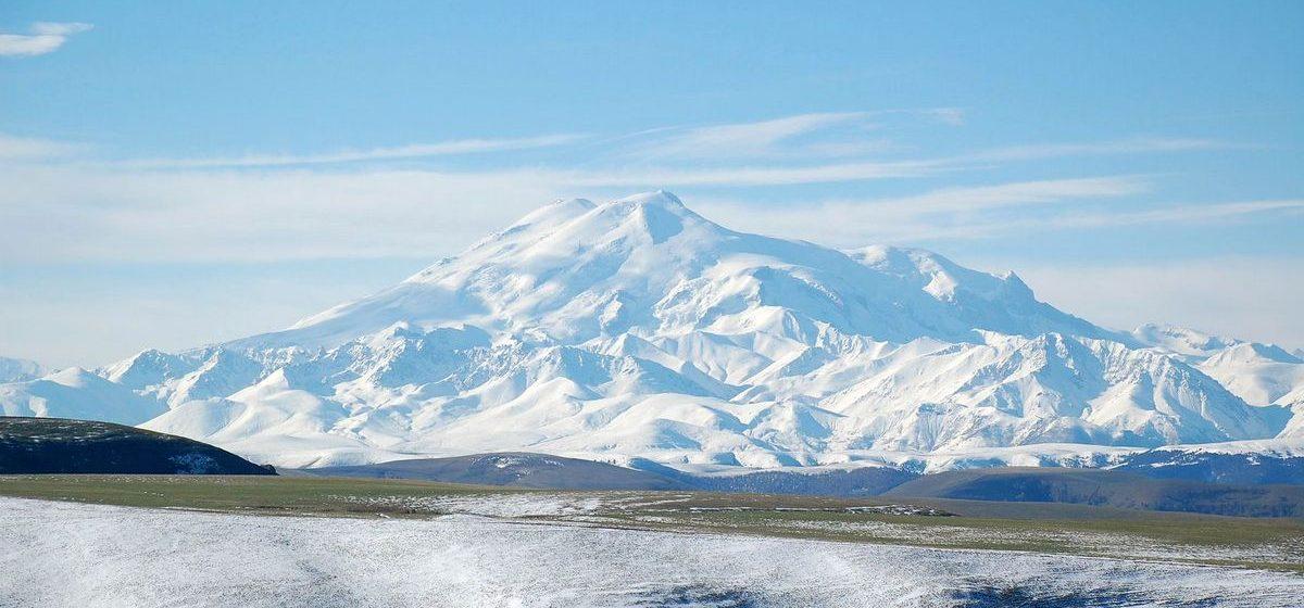 На Эльбрусе пропали два альпиниста из Беларуси