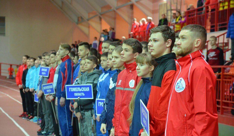 Барановичские легкоатлеты – в числе призеров республиканской Спартакиады