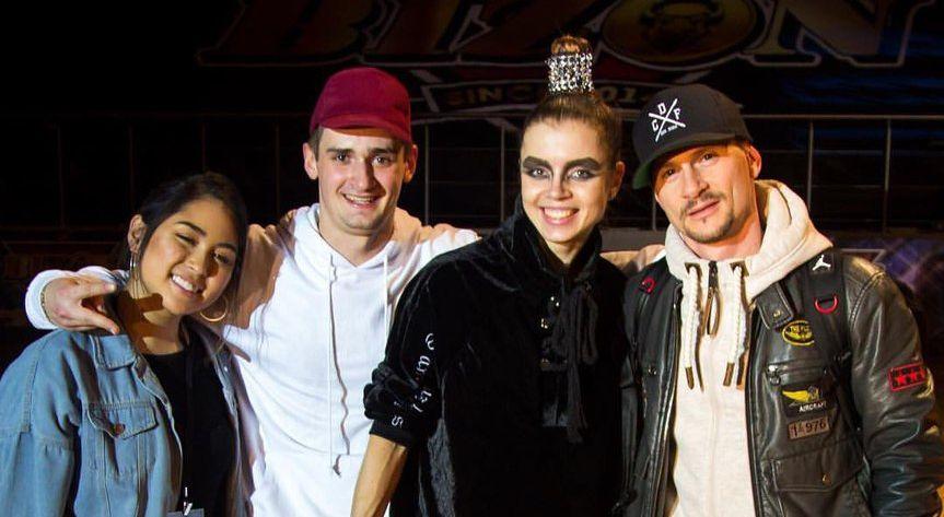 Хореограф певицы Ciara пригласил барановичского танцора Наталью Ананько выступать в Америке