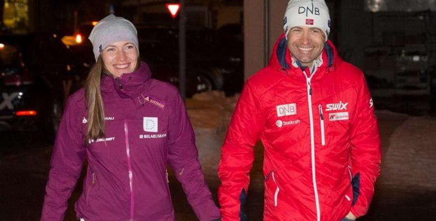 На Олимпиаде в Пхёнчхане Бьорндален будет тренером сборной Беларуси по биатлону