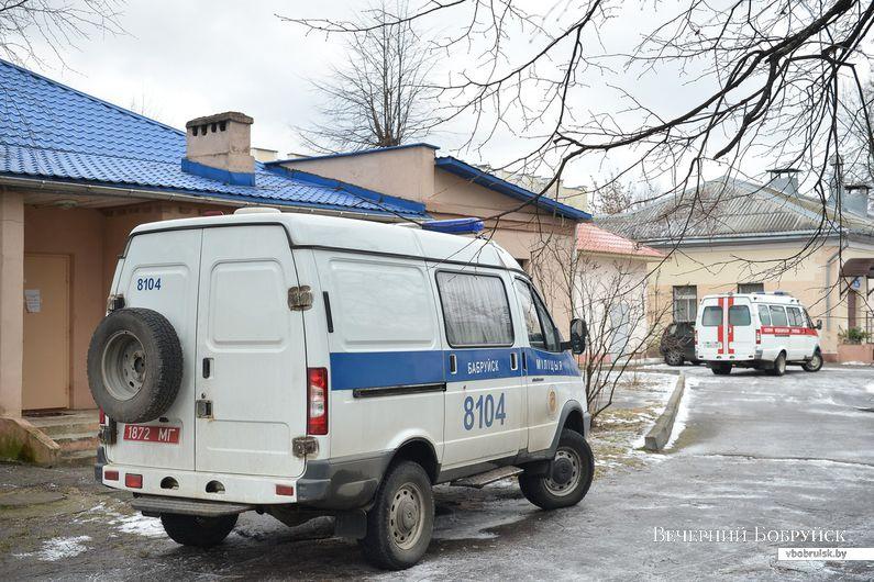 В Бобруйске упавший рентгенаппарат насмерть придавил рабочего