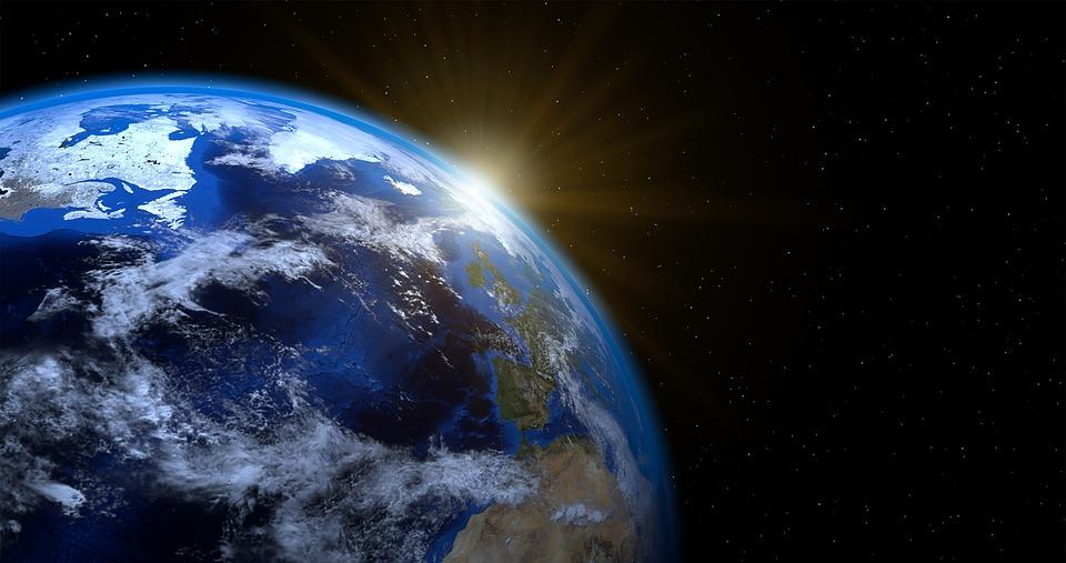 Ученые установили, что из-за изменения климата сильно деформировалась земная кора