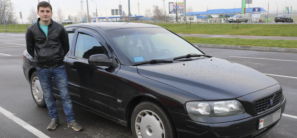 Ездил – знаю. Volvo S60: эффектный «скандинавец» с крепким кузовом