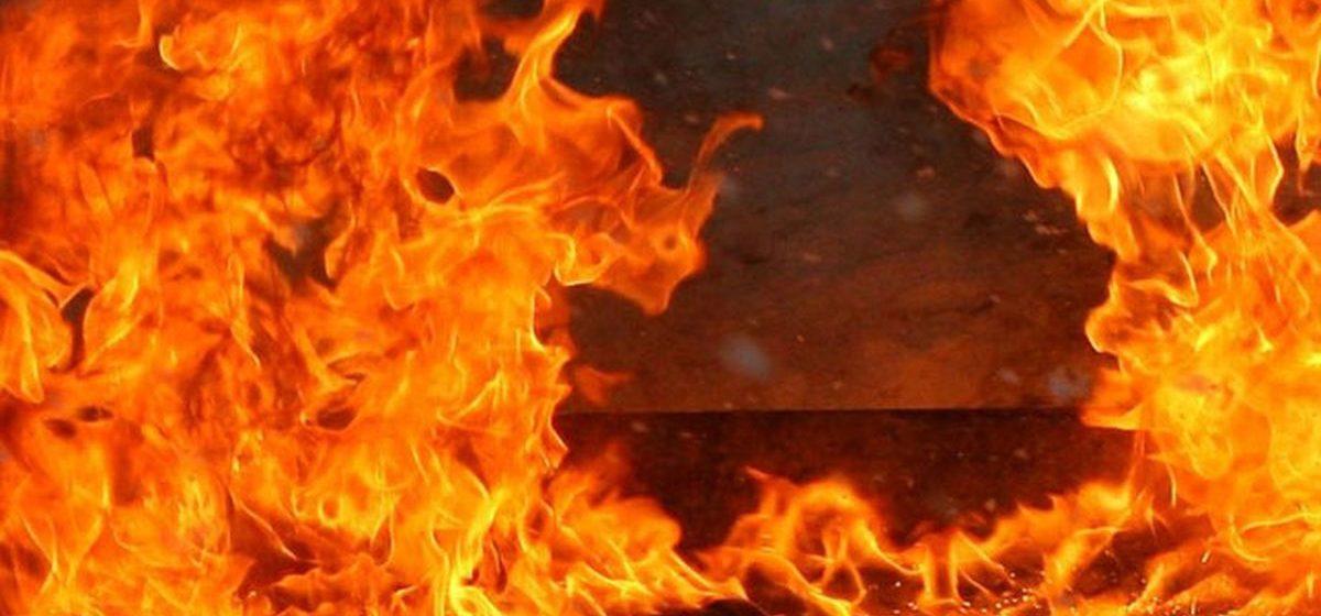 За год в Барановичском регионе количество пожаров снизилось, а число погибших увеличилось