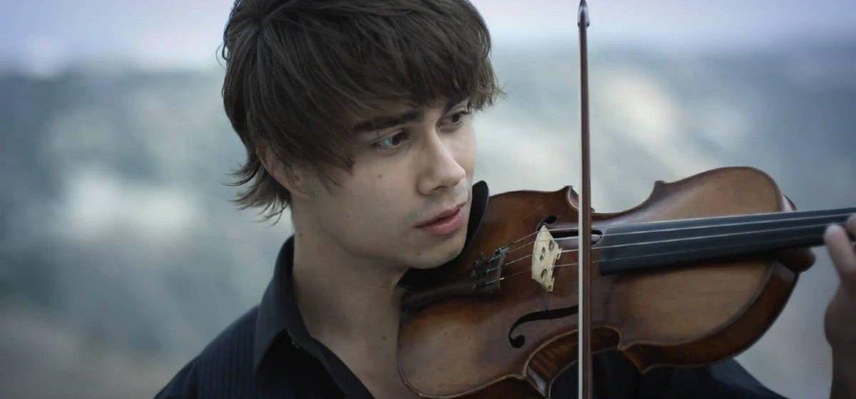 Победитель «Евровидения-2009» Александр Рыбак снова хочет участвовать в конкурсе