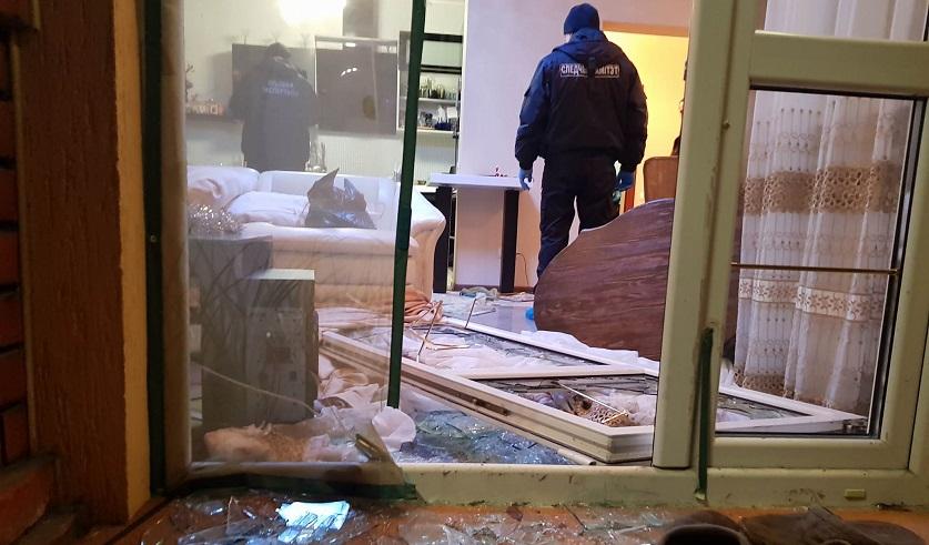 Дело о разбойном нападении на дом предпринимателя в Пинске передано в суд. Среди обвиняемых трое россиян и двое белорусов