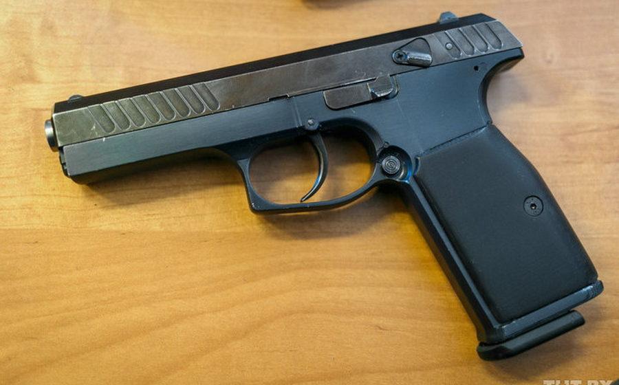 Беларусь начала разработку пистолета для гражданского рынка