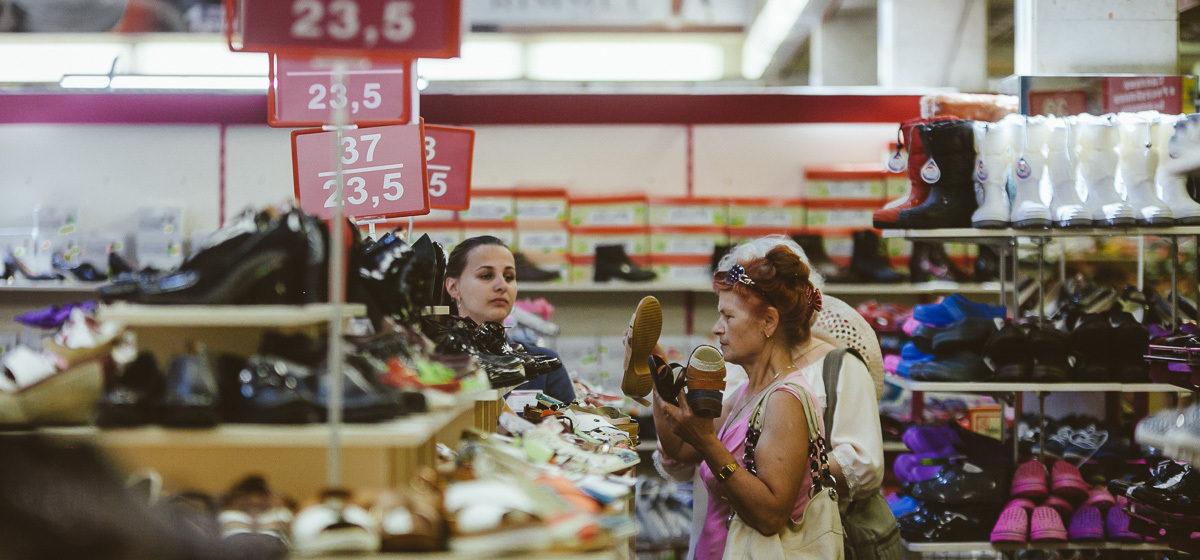 Что покупали белорусы в 2017 году
