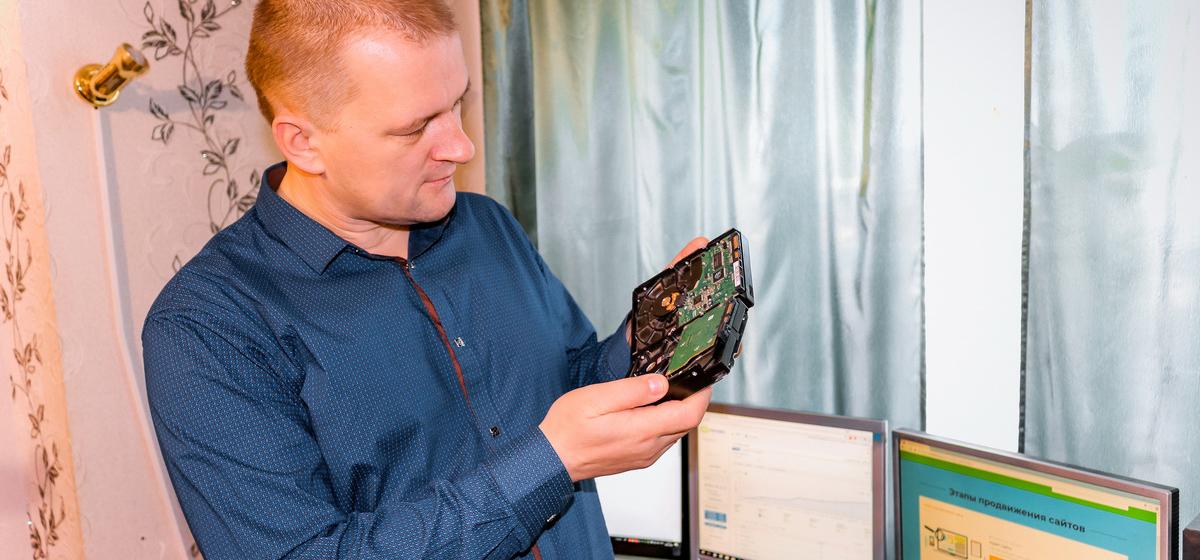 Мой бизнес. Как продавец-консультант из Барановичей создал центр компьютерных услуг