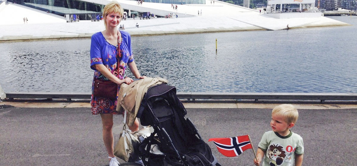 Барановичи в эмиграции: Норвегия