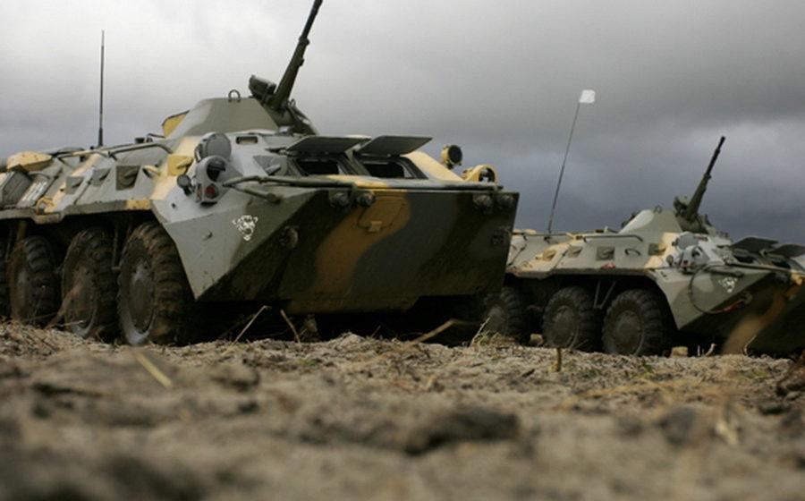 Беларусь вошла в 20-ку мировых экспортеров вооружения