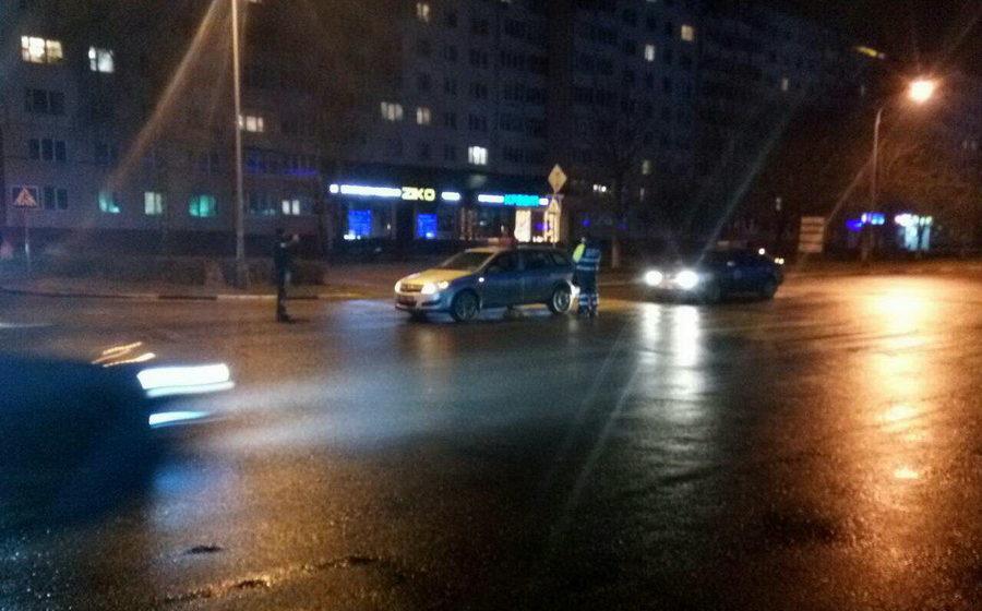 В Солигорске на нерегулируемом пешеходном переходе сотрудник ГАИ сбил пешехода