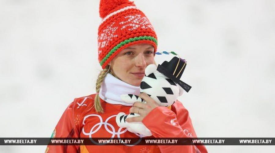 Олимпийская чемпионка Анна Гуськова живет в Минске в одной комнате с мамой, отчимом, собакой и кошкой