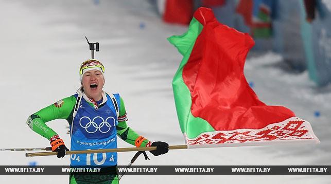 Лукашенко наградил белорусских биатлонисток орденами «За личное мужество»