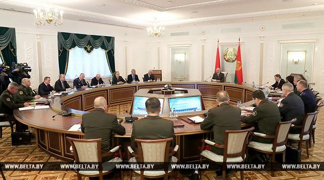 Лукашенко о криминальной статистике: Может быть, у нас скоро вообще преступности не будет?