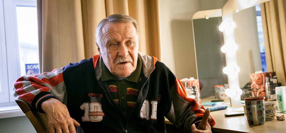 Умер народный артист Беларуси Геннадий Гарбук