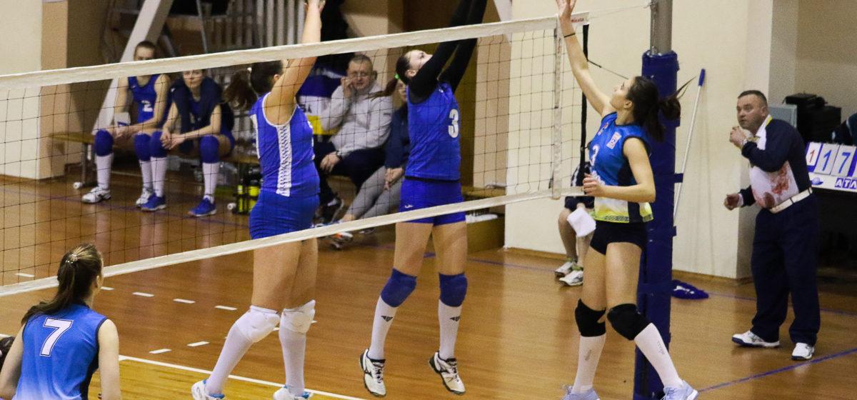 «Атлант-БарГУ» одержал две победы в домашнем туре