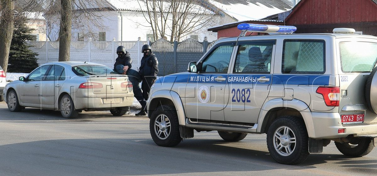 В Барановичах по подозрению в получении взятки задержали директора КУПП «Барановичи Коммунтеплосеть»