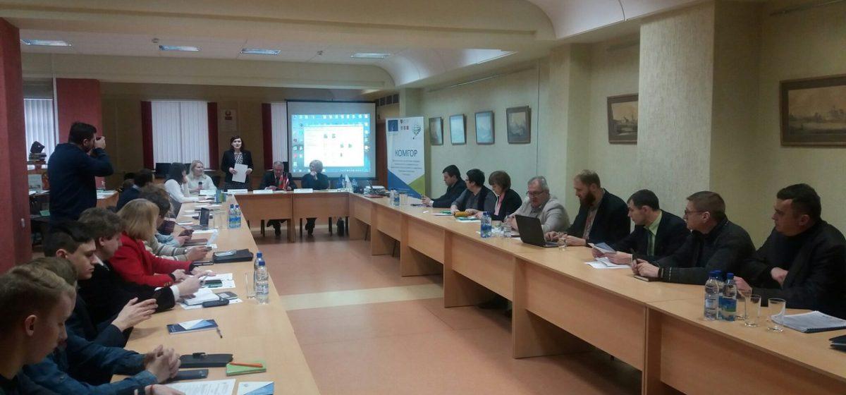 В Барановичах планируют создать интернет-ресурс для общения городской администрации с населением