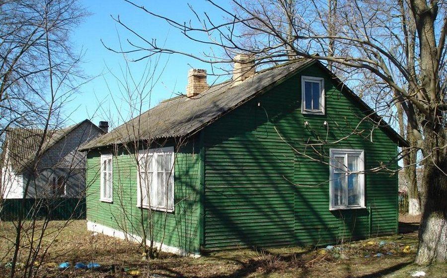 В Барановичском районе со скидкой 80% продают здание акушерского пункта