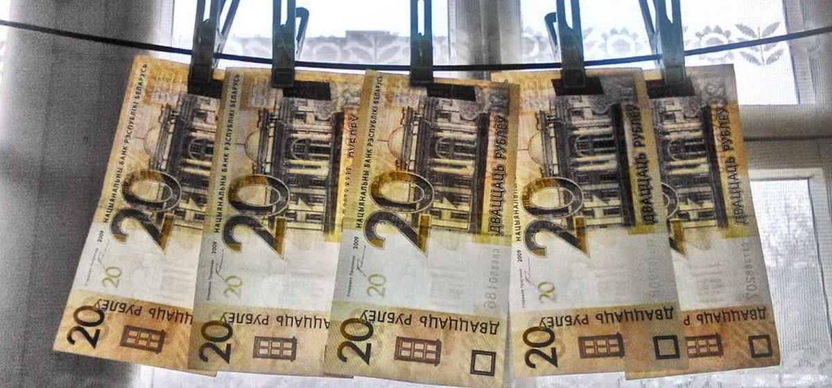 В Барановичах резко упала зарплата