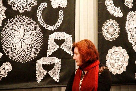 В Барановичах откроется выставка рукодельницы Натальи Белой «Времена года»