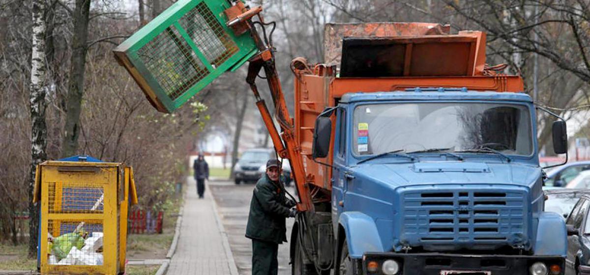 Стало известно, сколько будет стоить вывоз мусора в Барановичах в 2018 году