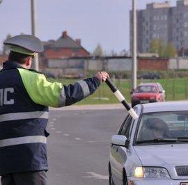 В ГАИ рассказали, сколько в Барановичах за 10 и 11 февраля оштрафовано водителей, не пропустивших пешеходов