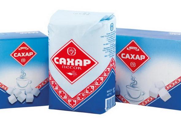 Фотофакт. В Москве белорусский сахар стоит в полтора раза дешевле, чем в Минске