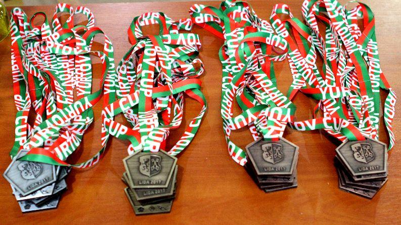 Барановичские юноши стали призерами международного турнира по дзюдо